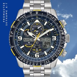 Dial of Blue Angels Skyhawk A-T